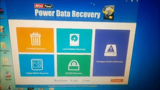 Power Data Recovery Version 7.0