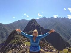 Traveling to Peru