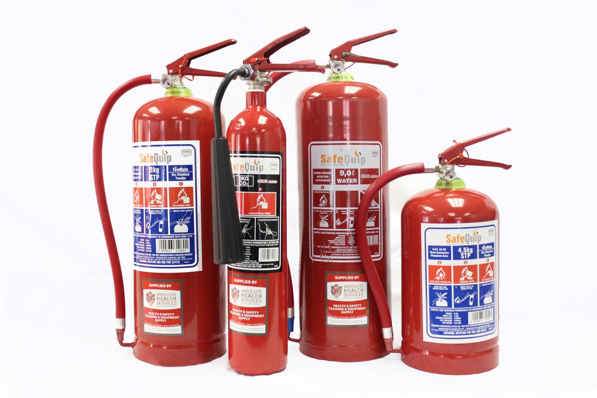 Wheeled Fire Extinguisher Transfz