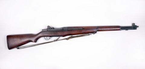 American M1 Garand rifle