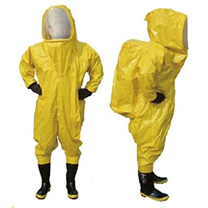 3 Steps for Choosing the Right Chemical Protective Suit