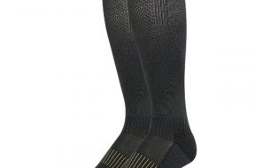 Copper Fit Dress Socks