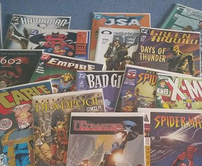 Selling Old Comics