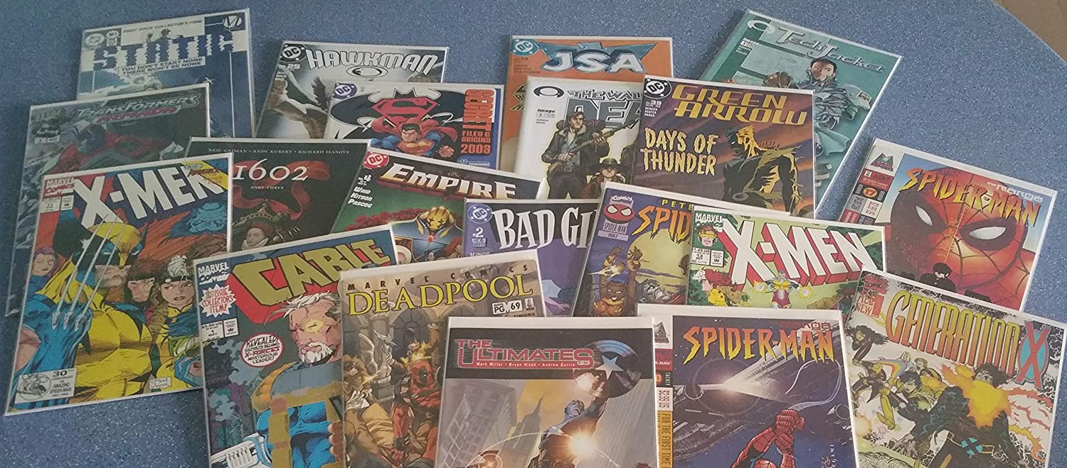 Selling Old Comics in the Era of COVID-19